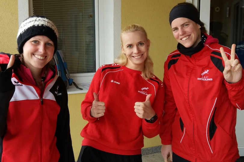 Birgit Winter, Stephanie Schrotter, Stefanie Winter